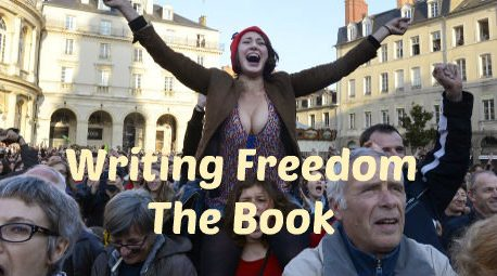 My quest to write the story of freedom